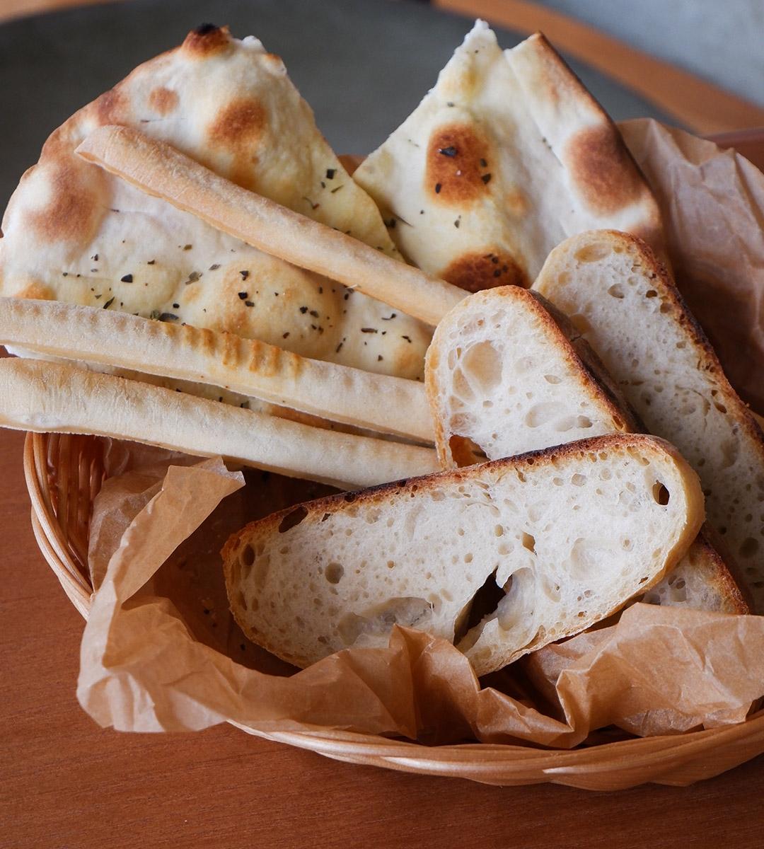Хлебная корзина Дон Марио